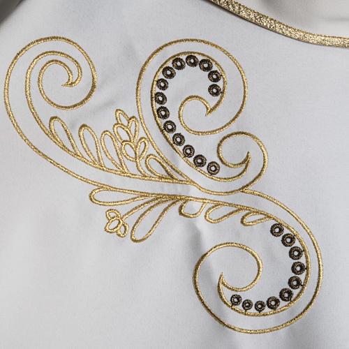 Ornat haft złocony i krzyże 10