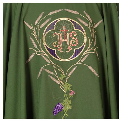 Casula IHS uva e spighe 16