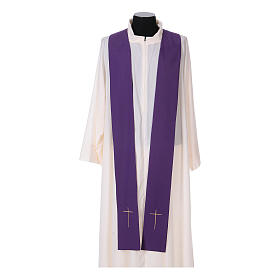 IHS Chasuble with grapes and ears of wheat s14