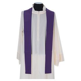 Chasuble liturgique croix raisin lampe s8