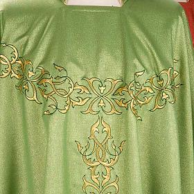 Ornat kapłański lureks dekoracyjny splot s3