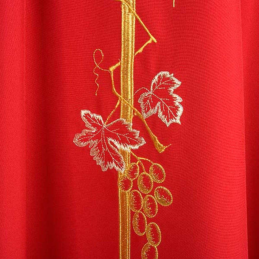 Casula sacerdotale spighe dorate vari colori 4