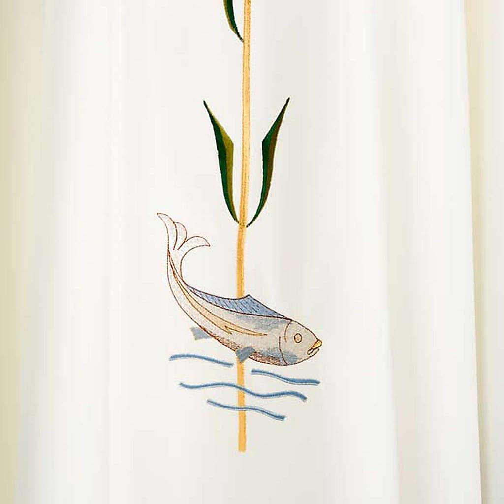Casula decori IHS spiga pesce 4