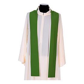 Casulla Franciscana 100% pol. manos de Francisco y Jesús s11