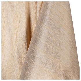 Casula 100% pura lana, riporto 100% seta, 10 vetri Murano s5
