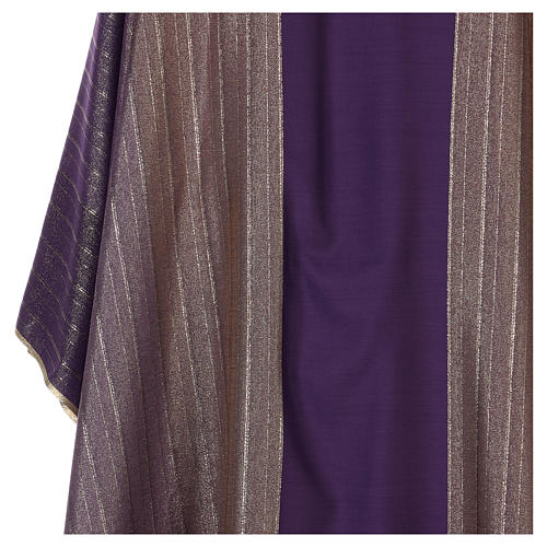 Chasuble in Tasmanian wool with double twisted yarn 2