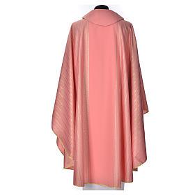 Casula rosa pura lana vergine doppio ritorto Tasmania s3