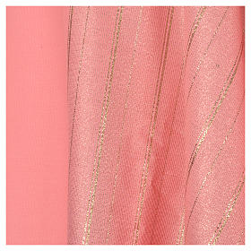 Casula rosa pura lana vergine doppio ritorto Tasmania s4