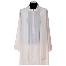 Marian Chasuble in polyester s4