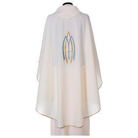 Casulla mariano 100% poliéster s3