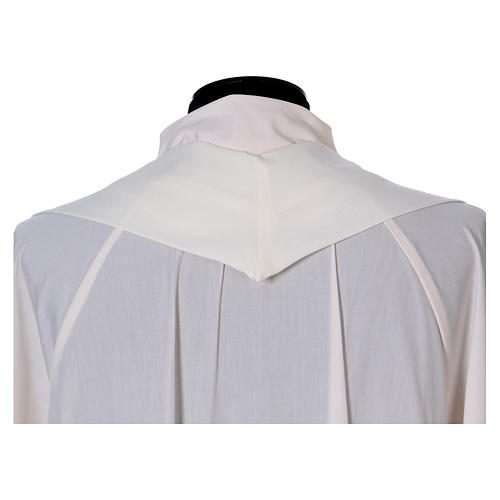 Marian Sacred Chasuble in polyester 5