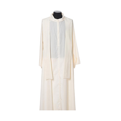 Chasuble 100% polyester IHS croix épis 8