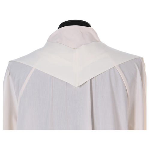 Alpha Omega Priest Chasuble in polyester 5