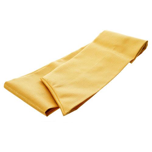 Casula oro tessuto 80% lana 20% lurex XP ostensorio spighe 6