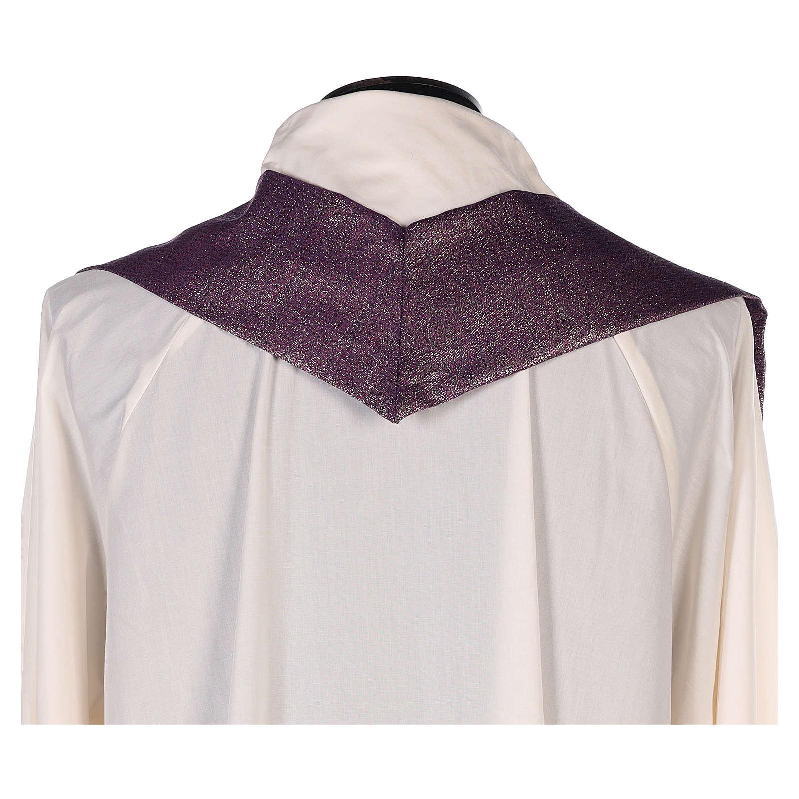 Casula 100% pura lana vergine lucido XP 4