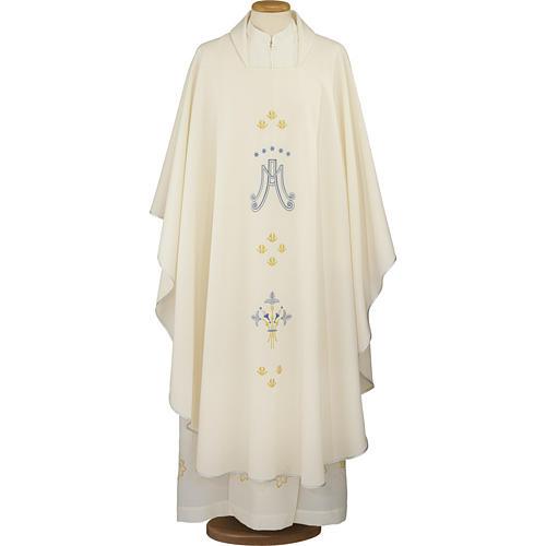 Ornat Maryjny poliester 1