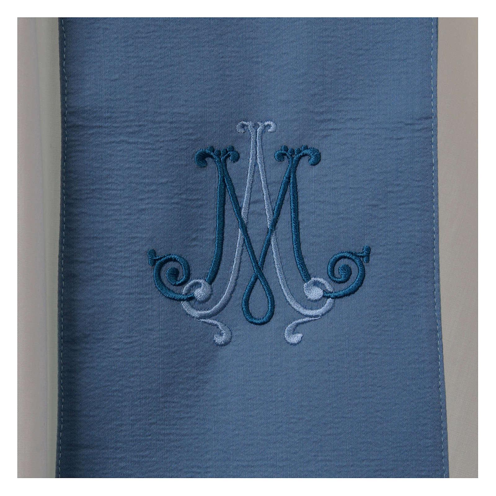 Casula mariana lã e seda 4