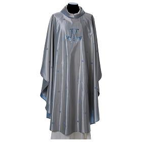 Casula mariana lã e seda s1