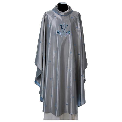 Casula mariana lã e seda 1