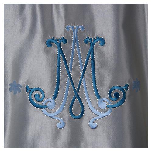 Casula mariana lã e seda 2