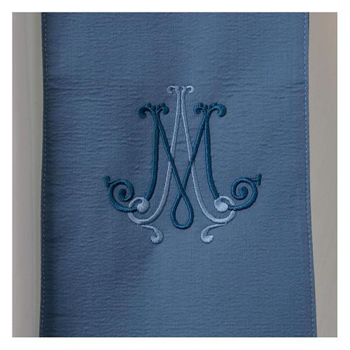 Casula mariana lã e seda 6