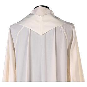 Chasuble liturgique 100% polyester épis raisins s6