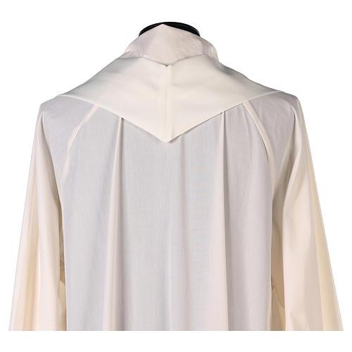 Casula sacerdotale 100% poliestere spighe uva 6