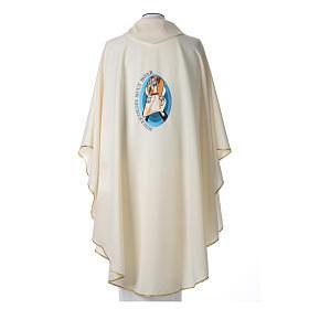 STOCK Kasel Jubilaeum Papst Franziskus s3