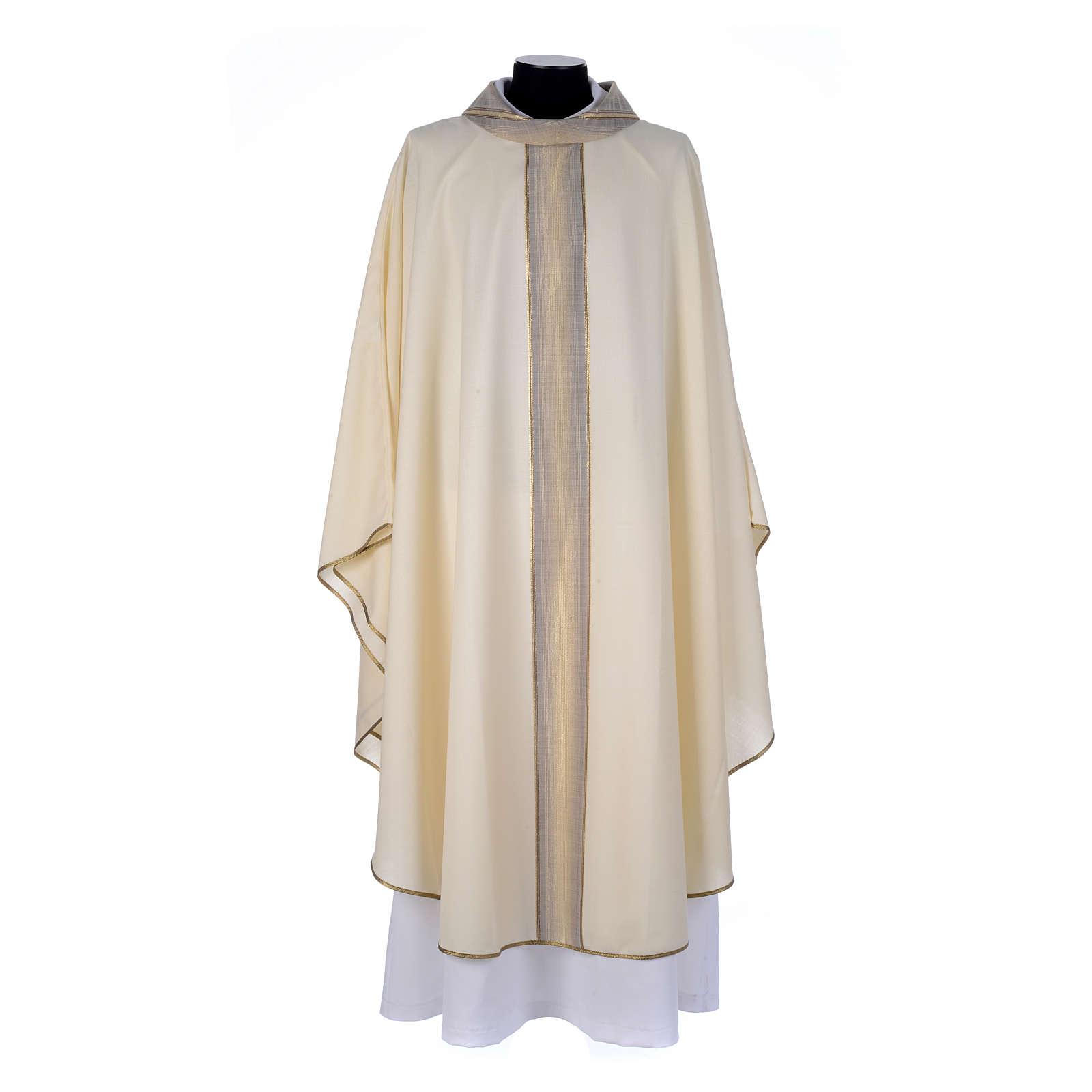 Casula in pura lana leggerissima 4