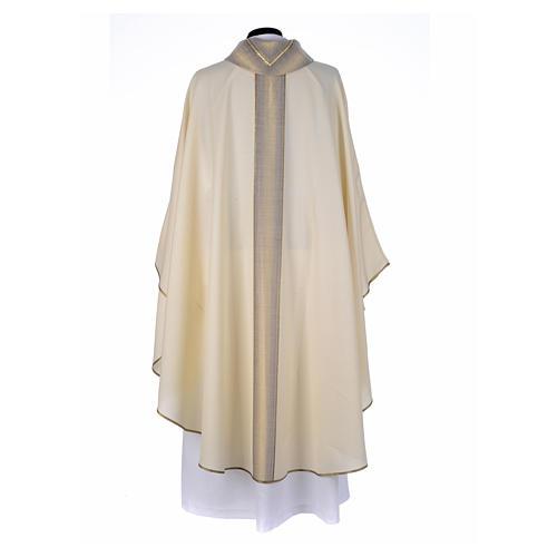 Casula in pura lana leggerissima 3