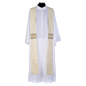 Priest Chasuble in pure thin wool s5