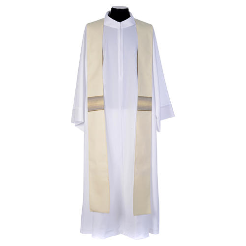 Priest Chasuble in pure thin wool 5