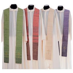 Chasuble embroidered with crosses s7