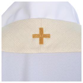 Chasuble mariale avec initiales Saint Nom de Marie s6