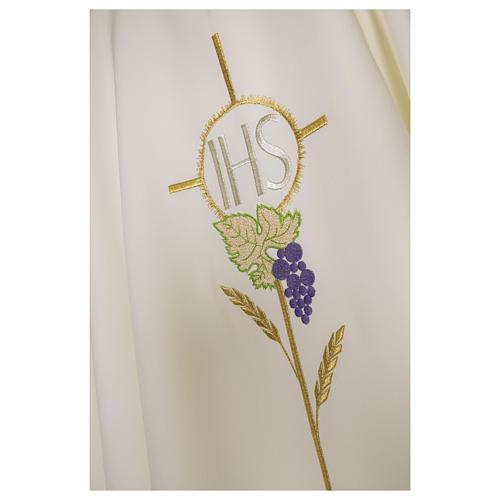 Casula 100% poliestere decori floreali 6