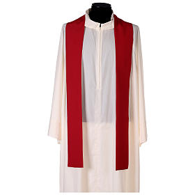 IHS grapes Gothic Chasuble 100% polyester s5