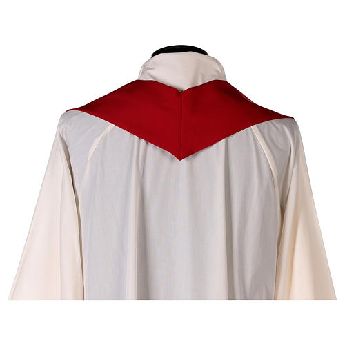 IHS grapes Gothic Chasuble 100% polyester 6