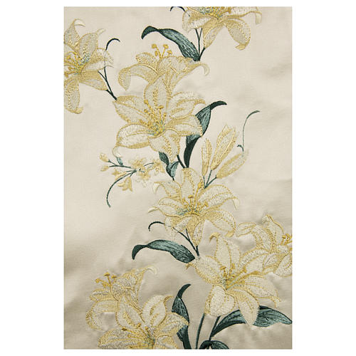 Casula mariana fiori 93% lana 4% poliestere 3% viscosa effetto tratteggiato 4