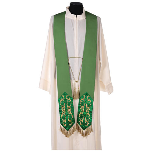 Chasuble 100% wool with cross 7