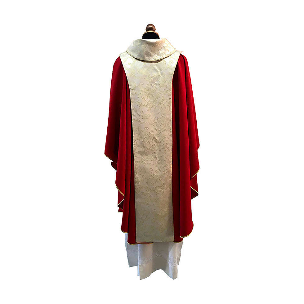 Latin Chasuble with scapular 4
