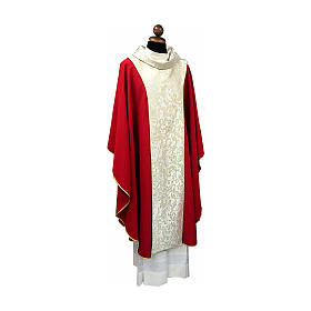 Latin Chasuble with scapular s1