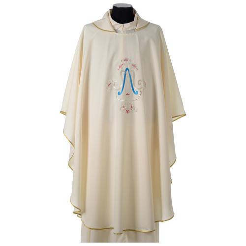 Casula simbolo mariano 2