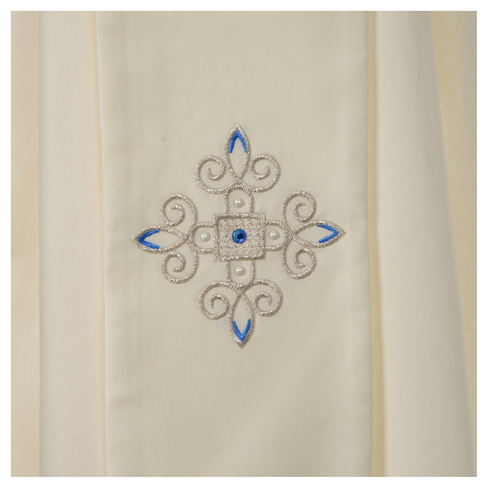 Casula Mariana Limited Edition satinato pietre perle 4