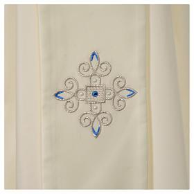 Casula Mariana Limited Edition satinato pietre perle s7