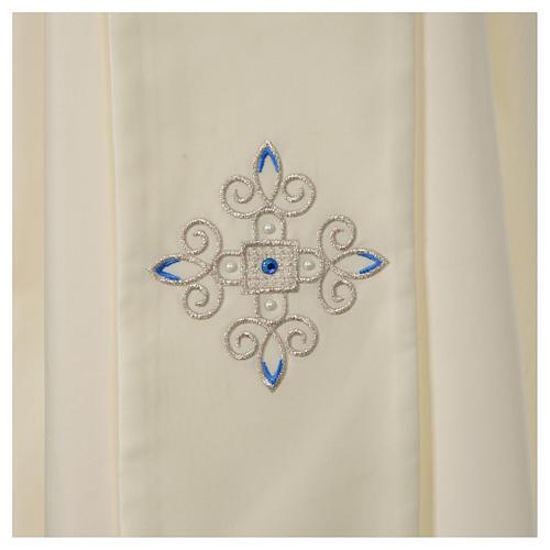 Casula Mariana Limited Edition satinato pietre perle 7