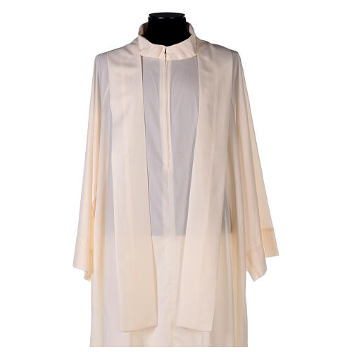 Chasuble 100% polyester 4 couleurs IHS croix rayons REDUCTION 9