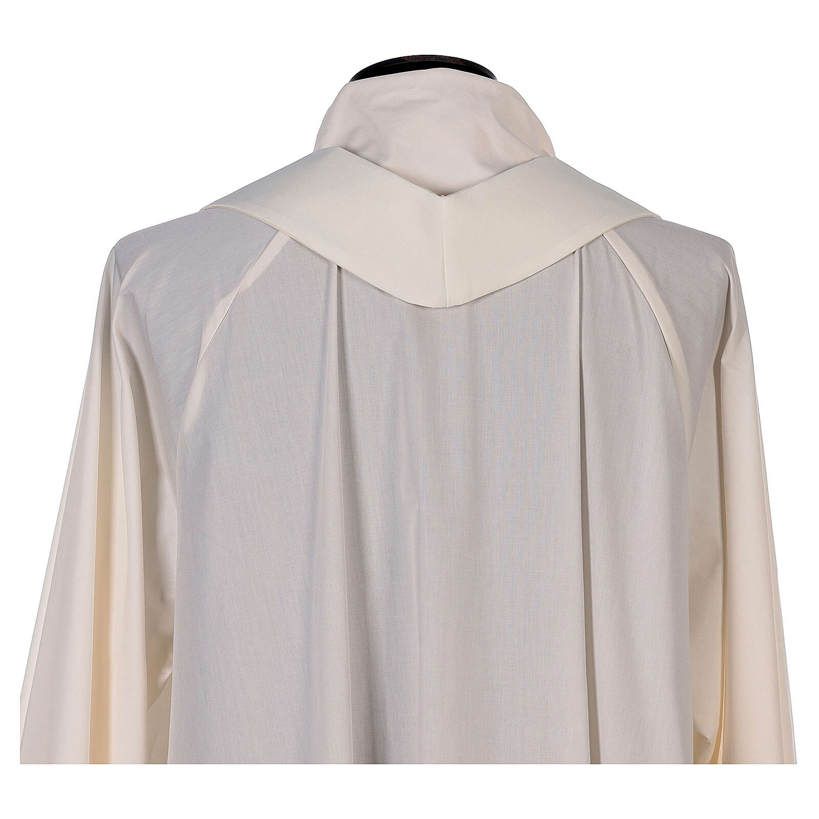 Chasuble with sublimation print T-shape 100% polyester 4