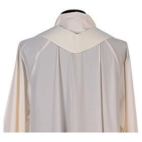 Chasuble with sublimation print T-shape 100% polyester s8