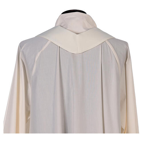 Chasuble with sublimation print T-shape 100% polyester 8