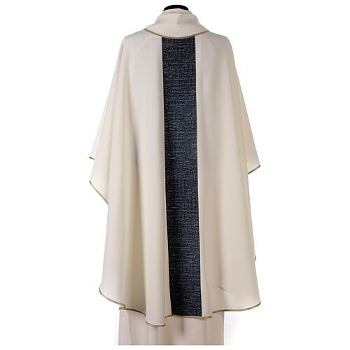 Chasuble avec impression par sublimation croix type mosaïque 100% polyester 4